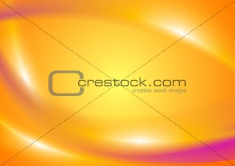 Bright waves abstract background