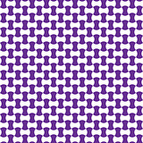 Seamless geometric pattern lilac color