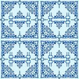 oriental style seamless pattern vector ten