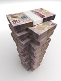 Mexican Pesos Tower