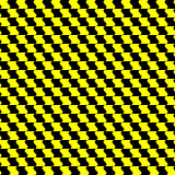 Seamless geometric pattern yellow color