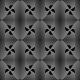 Design seamless strip geometric pattern