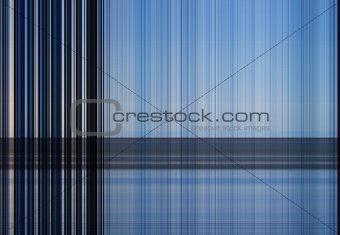 cross blue stripe background