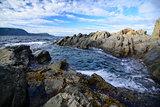Rugged Rocky Newfoundland Coas