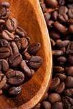 Coffee background.