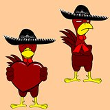 mexican chicken mariachi set3