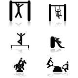 Playground icons
