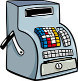 till or cash register cartoon clip art