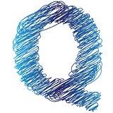 sketched letter Q
