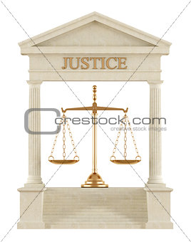 3d Justice icon
