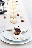 Festive Autumn Table