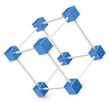 the cube network