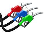the fuel nozzles