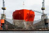 Ships repair