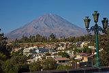 Volcano Misti