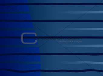 Abstract decorative stripes pattern