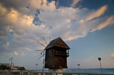 Nesebar landscape-one famous Bulgarian resort