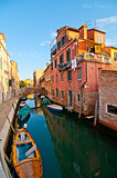 Venice Italy unusual pittoresque view