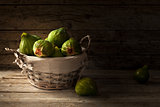 Figs In Natural Light