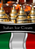 Italian Ice Cream Menu