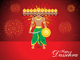 abstract dussehra wallpaper