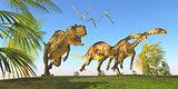 Yangchuanosaurus Dinosaur Hunt
