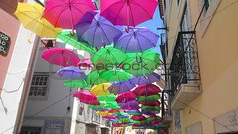 Portugal Umbrella Festival pic 2