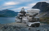 Cairns in Norway