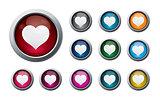 valentine buttons 2