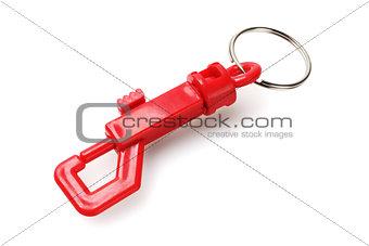 Clip On Key Ring