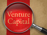 Venture Capital through Magnifying Glass.