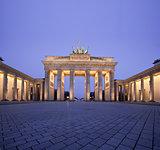 Brandenburg Gate, Berlin Germany