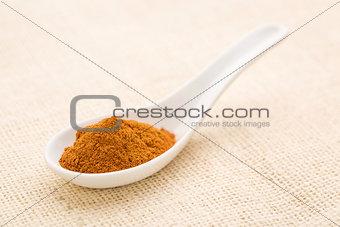 cinnamon (cassia) bark powder