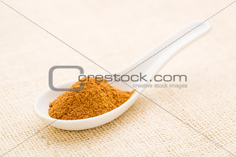 cinnamon (sweet)  bark powder