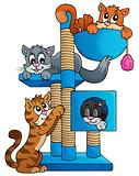 Cat theme image 1