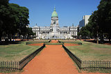 The government palace at Buenos Aires