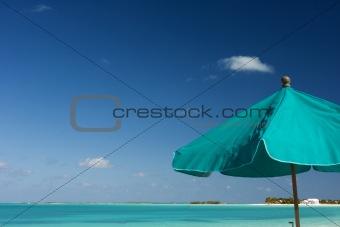 green sunshade
