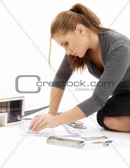 architect at work #2