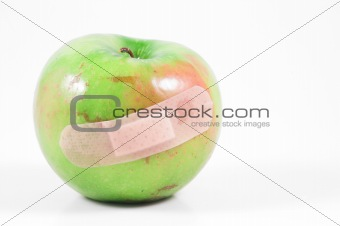 Bruised Apple