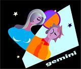 horoscope symbol - gemini