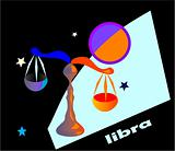 horoscope symbol - libra
