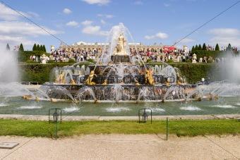 Fountain of Latona at Versailles