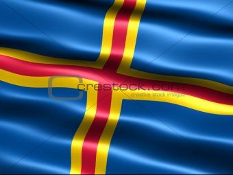 Flag of Aaland