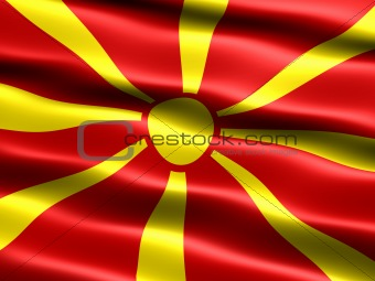 Flag of the Republic of Macedonia