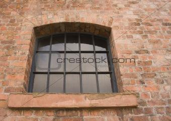 Single window in building built in 1846