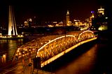 Waibaidu Bridge The Bund Shanghai China