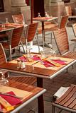 Outdoor restaurant - outdoor dining