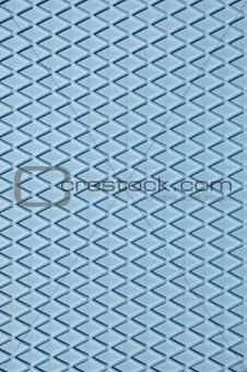 Blue iron plate
