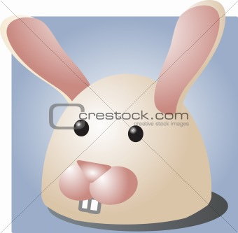 Rabbit cartoon