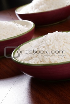 Bowls of Rice
